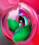 Samenvatting Art Het schilderen grafisch Abstractie beeld royalty-vrije stock foto's