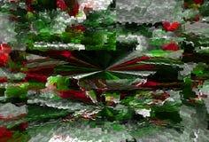 Samenvatting Art Het schilderen grafisch Abstractie beeld Stock Afbeelding