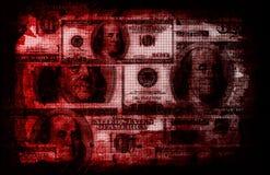 Samenvatting de bedrijfs van Financiën royalty-vrije illustratie