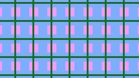Samenvatting geanimeerde kleurenachtergrond stock footage