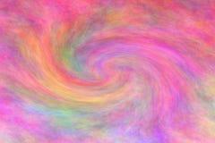 Samenvatting gekleurde achtergrond die een werveling van Roze kleuren vertegenwoordigen stock illustratie