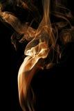 Samenvatting gekleurde rook stock foto