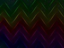 Samenvatting gestileerde lijnen, vector Stock Foto's