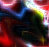 Samenvatting gestippeld beeld, achtergrond Stock Afbeeldingen
