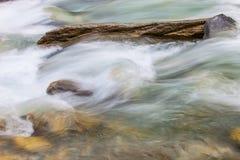 Samenvatting III van de rivier Royalty-vrije Stock Foto
