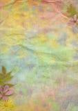 Samenvatting pastelkleur-gekleurde document achtergrond stock illustratie
