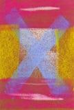 Samenvatting in Pastelkleuren royalty-vrije stock afbeelding