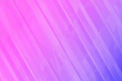 Samenvatting in Roze en Blauw Stock Foto's