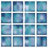 Samenvatting vage (onduidelijk beeld) achtergronden. Stock Fotografie