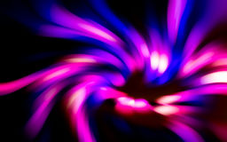 Samenvatting van lichte beweging Stock Foto's
