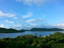 samesan wyspa Fotografia Stock