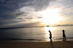 Samet rayong Stock Photography