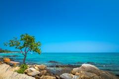 Samet wyspa zdjęcie royalty free