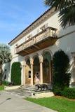 Samhälle av de fyra konsterna, Palm Beach, Florida Arkivbilder