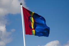 Sami flag Stock Images