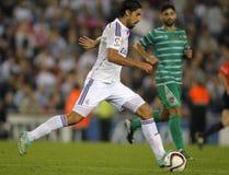 Sami Khedira di Real Madrid Immagine Stock
