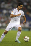 Sami Khedira of Real Madrid Royalty Free Stock Images
