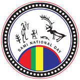 Sami National Day Royalty Free Stock Photos