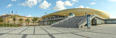 Sami Ofer Stadium Stock Photography