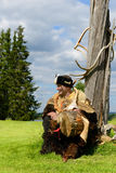 Sami szaman Fotografia Stock