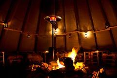 Sami Tent Images libres de droits