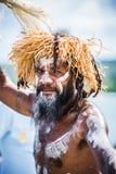 Samiec Kanaka tancerz Zdjęcie Royalty Free
