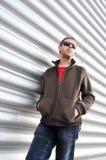 samiec model Zdjęcie Royalty Free