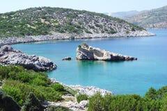 Samipoula-Insel stockfotos