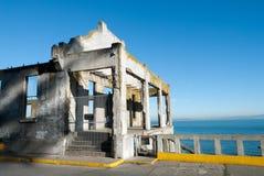 samkväm för alcatrazkorridortjänsteman s Fotografering för Bildbyråer