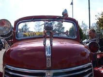 Samla av gamla bilar Royaltyfria Foton