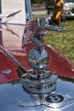 Samla av Rolls Royce och andra lyxiga bilar i Asheville North Carolina USA arkivfoto