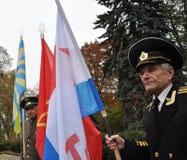 Samla lämnade byarna av Ukraine_10 Arkivfoto