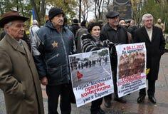 Samla lämnade byarna av Ukraine_9 Royaltyfria Bilder
