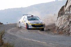 samlar pro cyprus fxförälskelse 2010 etappen Royaltyfri Bild