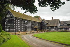 Samlesbury Hall Royalty Free Stock Photography