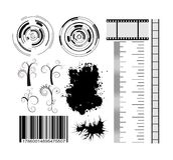 samling vektor illustrationer