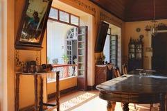 Samling av det Menezes Braganza Pereira huset, Indien Fotografering för Bildbyråer