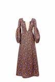 Samling av klänningar Royaltyfri Foto