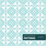 Samling av prydnader för designmodell för bakgrund färgrik swirl Royaltyfri Fotografi