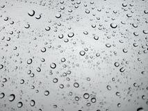samlingen tappar naturregnfönstret arkivfoto