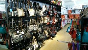 Samlingshandväskor handväskor Royaltyfri Fotografi