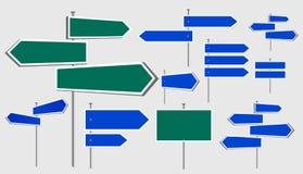 samlingsindex vektor illustrationer