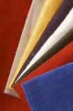 samlingstextil Royaltyfria Bilder