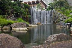 Samll waterfall Royalty Free Stock Photos