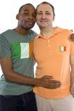 Samma könsbestämmer par i Irland Fotografering för Bildbyråer