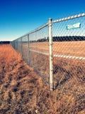 sammankopplin staketsammanlänkningen Arkivfoton