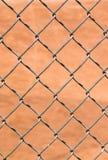 sammankopplin staketsammanlänkningen Royaltyfria Foton