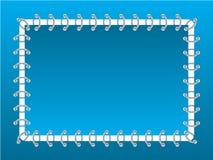 sammankopplintt kort 3 stock illustrationer