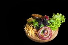 Sammansättning av grönsaker Royaltyfri Bild