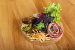 Sammansättning av grönsaker Royaltyfri Foto